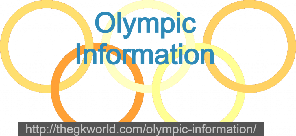 Olympic Information
