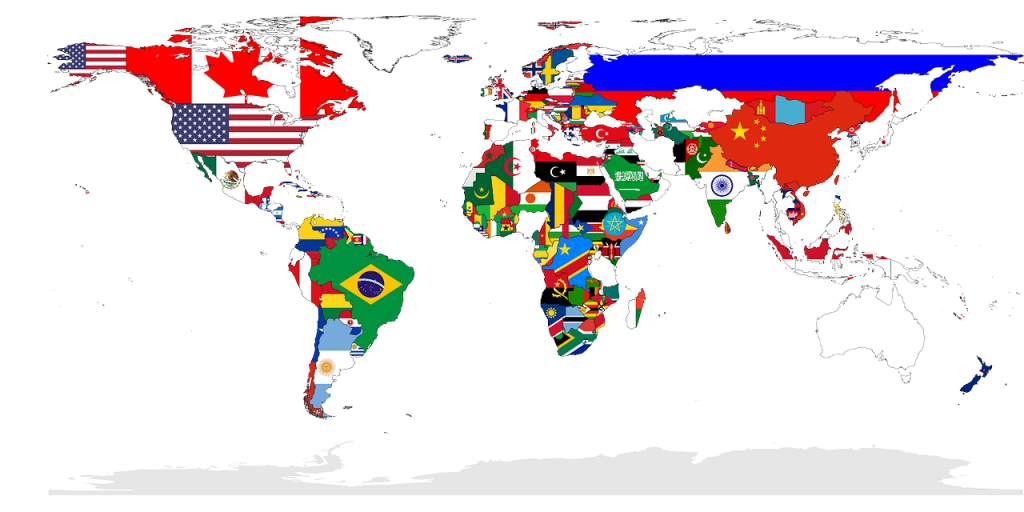 Countries of the World | Country Name | Capital | Location | Area