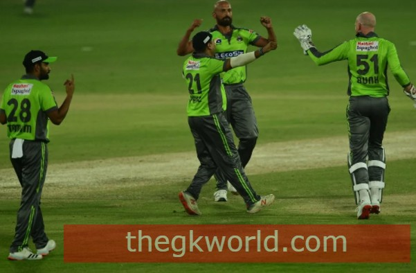 PSL Cricket today, Qalandars players are in full form – the world